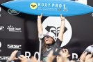 Tyler Wright vence el Roxy Pro Gold Coast